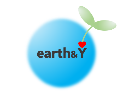earth&Yのロゴ